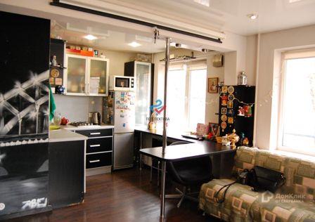 Продаётся 1-комнатная квартира, 32.1 м²