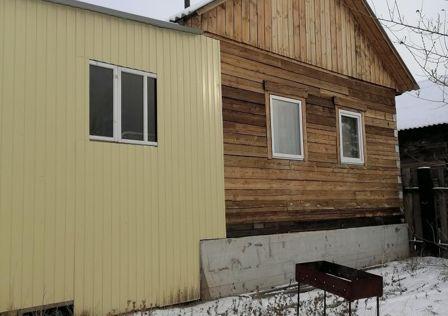 Продаётся 1-этажный дом, 48 м²