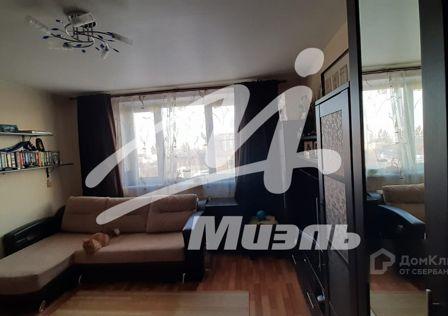Продаётся 3-комнатная квартира, 80.2 м²