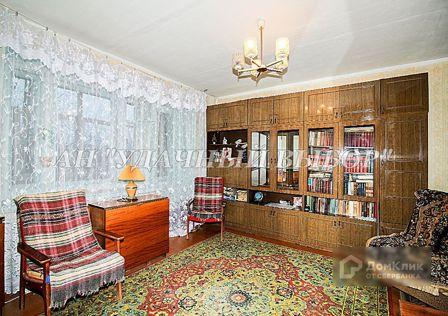 Продаётся 1-комнатная квартира, 32.4 м²