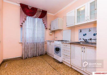 Продаётся 3-комнатная квартира, 61.4 м²