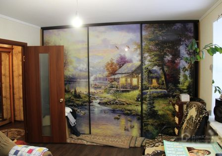Продаётся 1-комнатная квартира, 36.9 м²