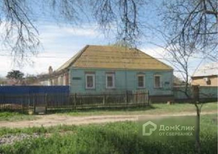 Продаётся 1-этажный дом, 47.5 м²