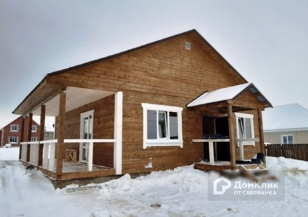 Продаётся 1-этажный дом, 80 м²