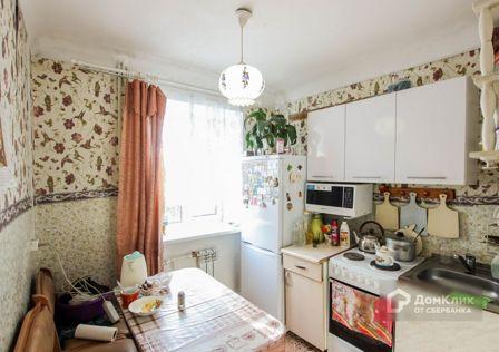 Продаётся 3-комнатная квартира, 53.2 м²