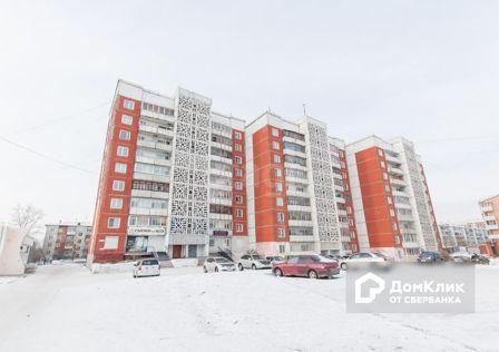 Продаётся 3-комнатная квартира, 66.6 м²
