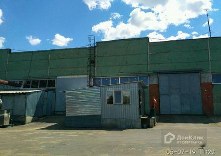 Продаётся производственное помещение, 1090 м²