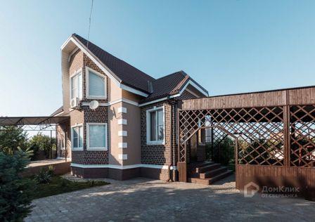 Продаётся 2-этажный дом, 165 м²
