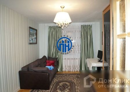 Продаётся 3-комнатная квартира, 71.5 м²