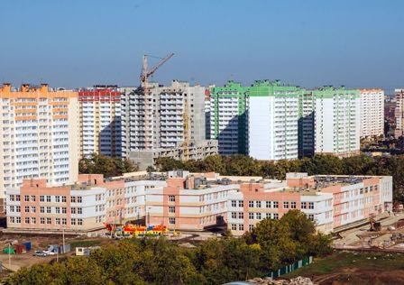 МКР Восточно-Кругликовский