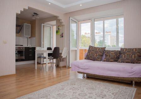 Продаётся 3-комнатная квартира, 63.9 м²