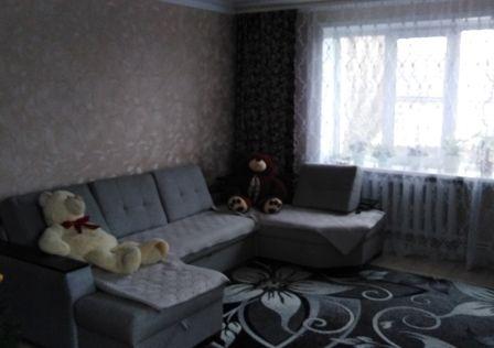 Продаётся 3-комнатная квартира, 77.1 м²