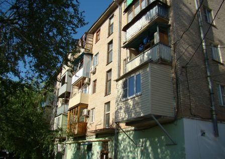 Продаётся 3-комнатная квартира, 57.1 м²