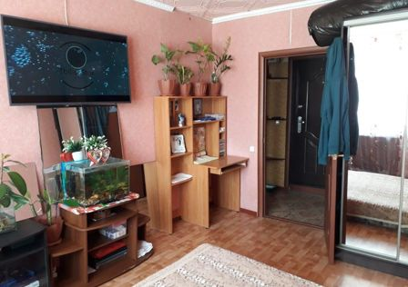 Продаётся 2-комнатная квартира, 37.4 м²