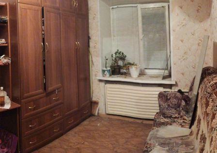 Продаётся 3-комнатная квартира, 59.3 м²
