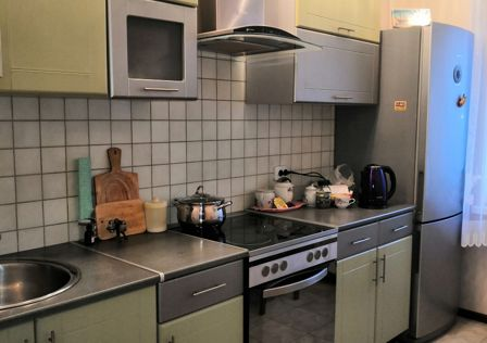 Продаётся 3-комнатная квартира, 63.3 м²