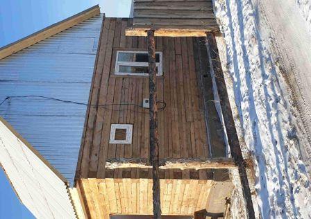 Продаётся 1-этажный дом, 42 м²