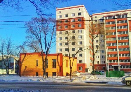 Продаётся 3-комнатная квартира, 73.5 м²