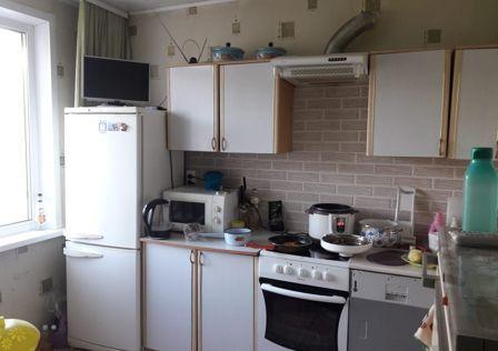 Продаётся 2-комнатная квартира, 51.7 м²