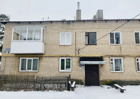 Продаётся 3-комнатная квартира, 58.3 м²