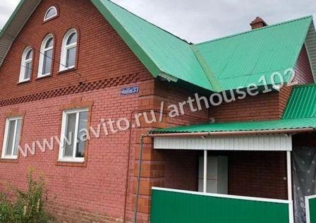 Продаётся 2-этажный дом, 125.8 м²