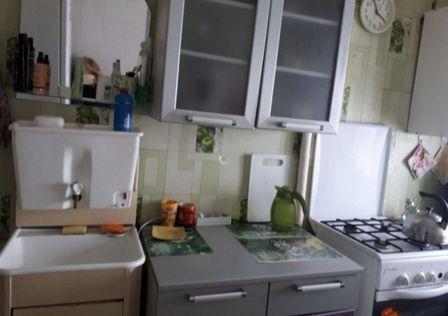 Продаётся 1-комнатная квартира, 31.5 м²