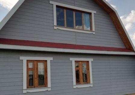 Продаётся 2-этажный дом, 108 м²