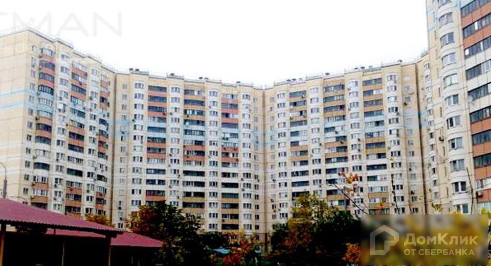 Продаётся 1-комнатная квартира, 50.2 м²