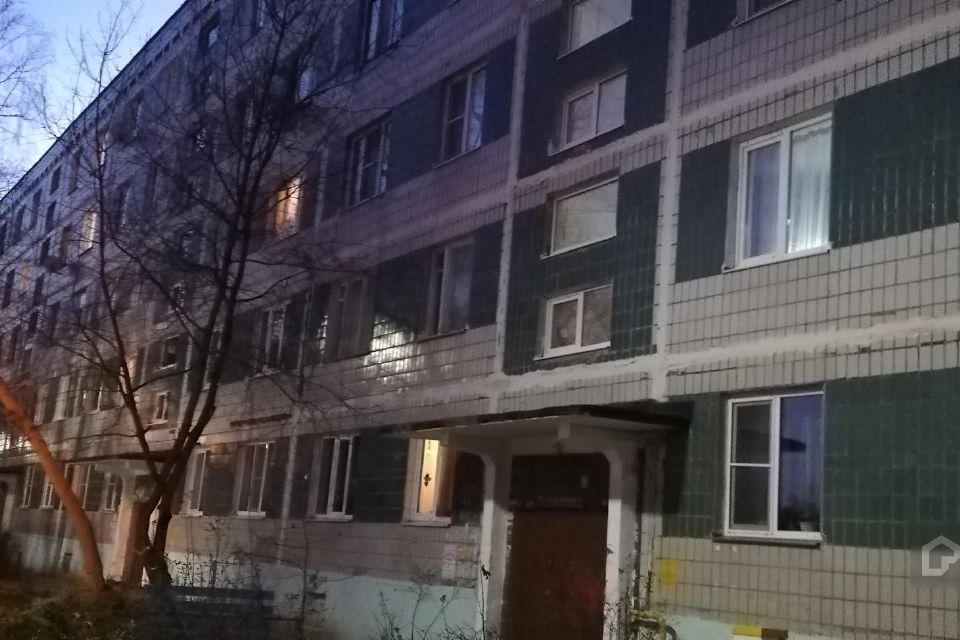 Продаётся 3-комнатная квартира, 59.2 м²