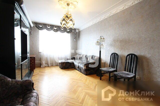 Продаётся 3-комнатная квартира, 81.1 м²