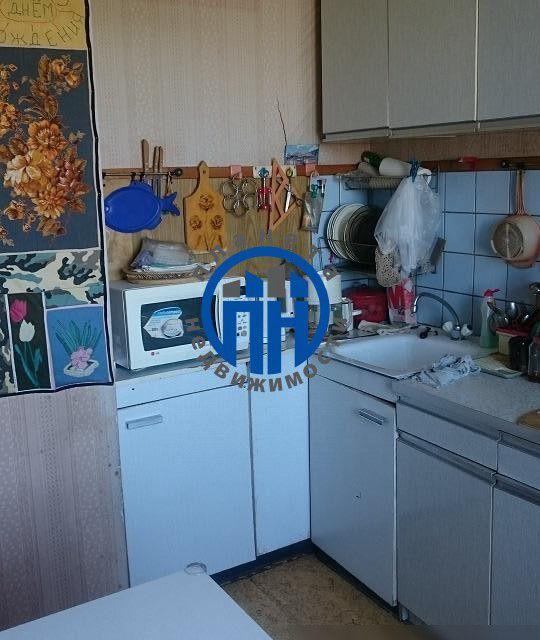 Продаётся 2-комнатная квартира, 52.6 м²