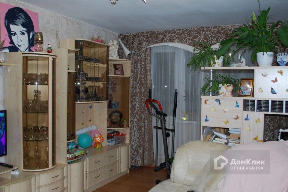 Продаётся 3-комнатная квартира, 74.3 м²
