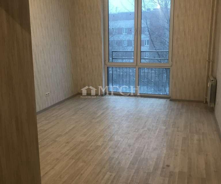 Продаётся 1-комнатная квартира, 40.3 м²
