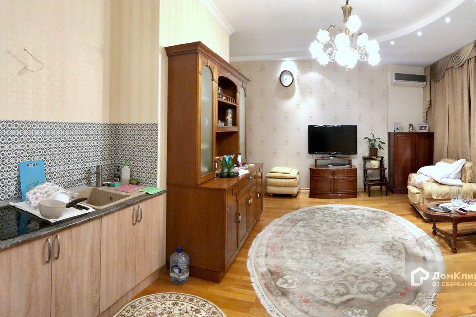 Продаётся 3-комнатная квартира, 96.9 м²