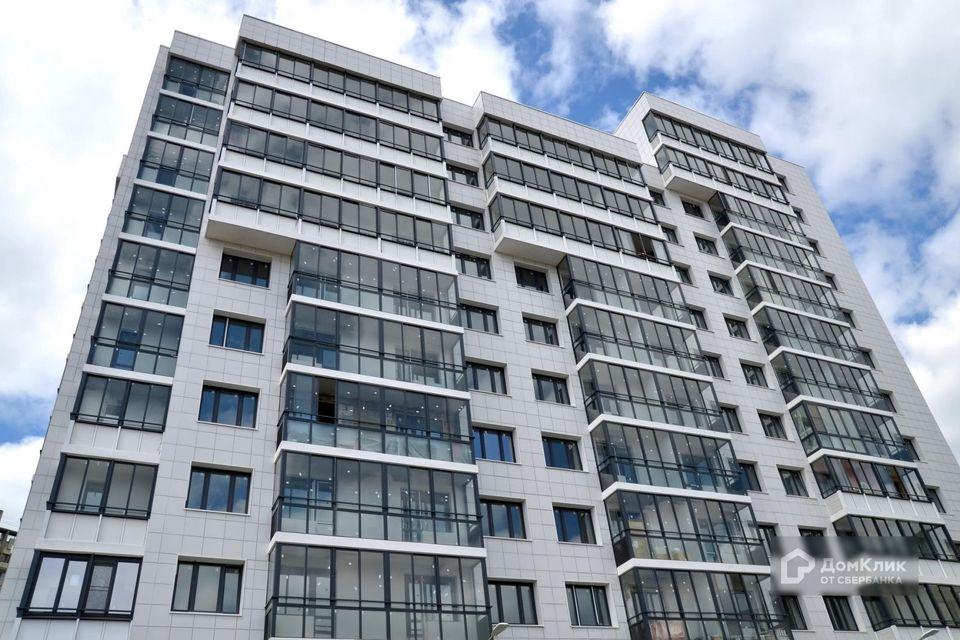 Продаётся 3-комнатная квартира, 86.7 м²