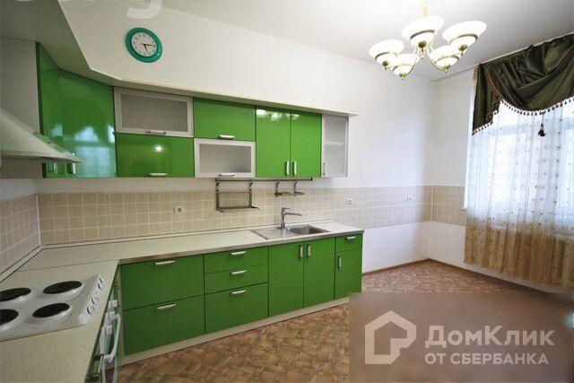 Продаётся 3-комнатная квартира, 107.3 м²