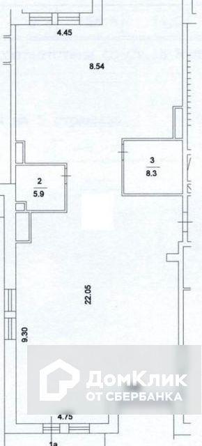 Продаётся 4-комнатная квартира, 173 м²