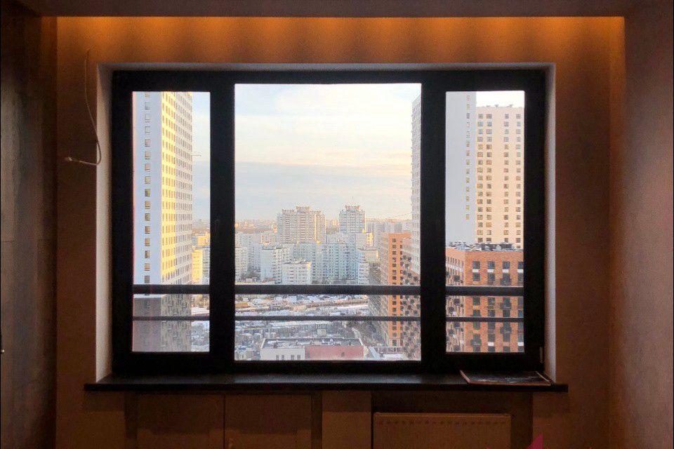 Продаётся 2-комнатная квартира, 57.8 м²