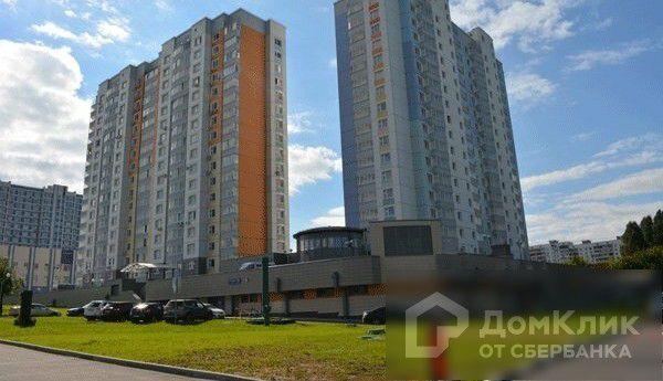 Продаётся 1-комнатная квартира, 40.9 м²