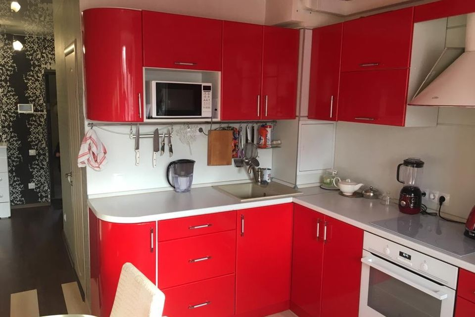 Продаётся 1-комнатная квартира, 37.4 м²