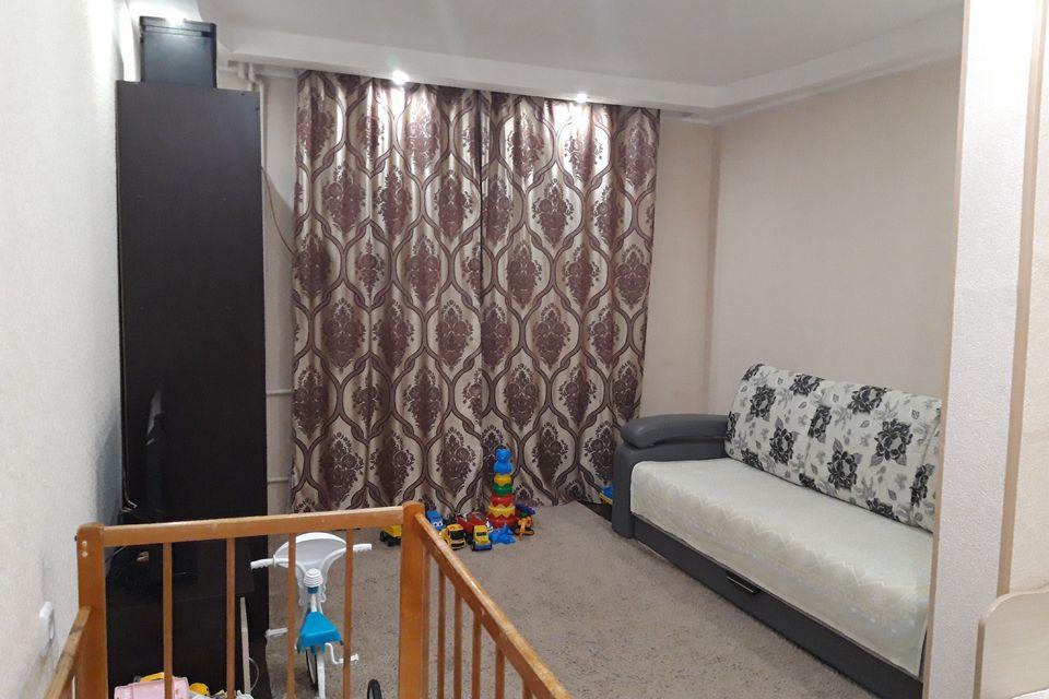 Продаётся 1-комнатная квартира, 42.1 м²