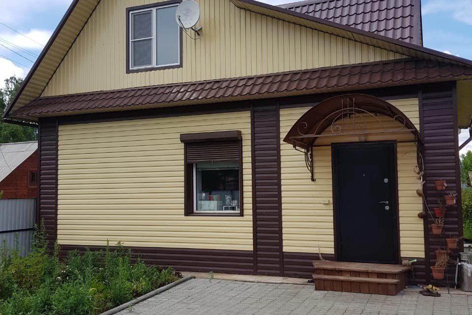 Продаётся 2-этажный дом, 30 м²