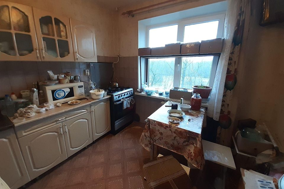 Продаётся 2-комнатная квартира, 53.5 м²