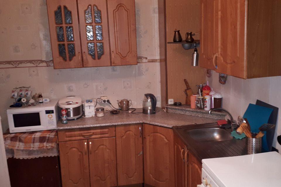 Продаётся 4-комнатная квартира, 72.8 м²