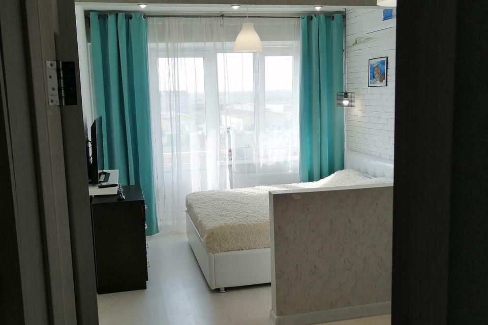 Продаётся 1-комнатная квартира, 42.5 м²